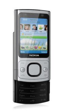 Nokia 6700 slide Reparatur