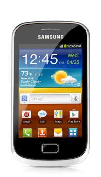 Samsung Galaxy Mini 2 Reparatur