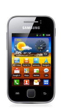Samsung Galaxy Y Reparatur