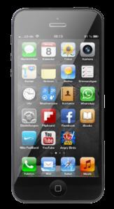 iPhone 5 Displayreparatur