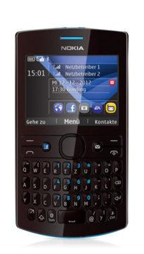 Nokia Asha 205 Dual Sim Reparatur