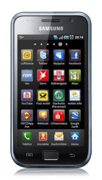 Samsung Galaxy S1 Reparatur