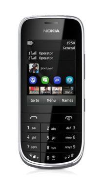 Nokia Asha 202 Reparatur