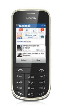Nokia Asha 203 Reparatur