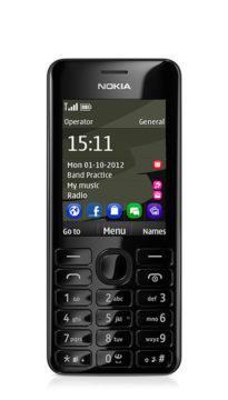 Nokia Asha 206 Reparatur