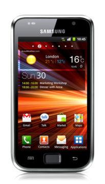 Samsung Galaxy S Plus Reparatur