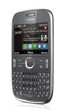 Nokia Asha 302 Reparatur