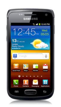 Samsung Galaxy W Reparatur