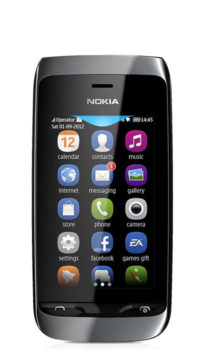 Nokia Asha 309 Reparatur
