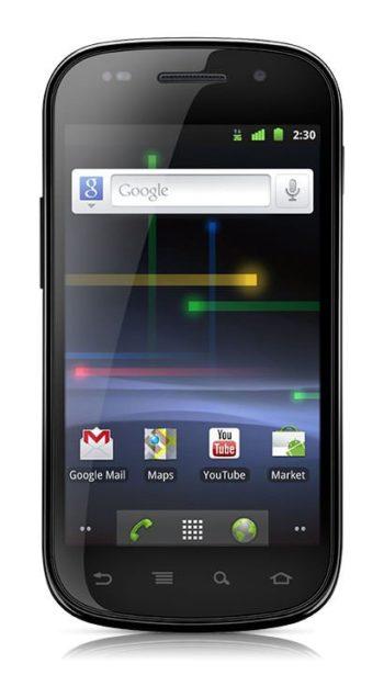 Samsung Galaxy Nexus S Reparatur