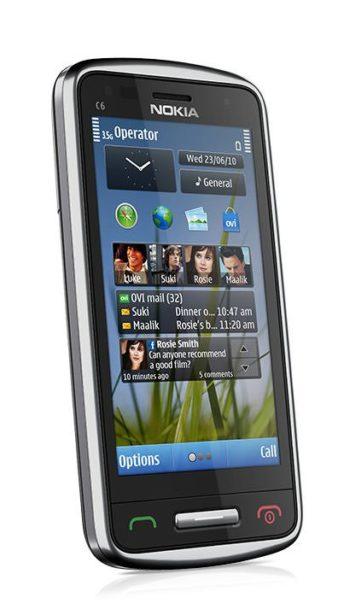 Nokia C6 Reparatur