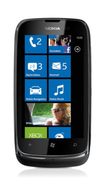 Nokia Lumia 610 Reparatur
