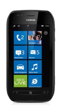 Nokia Lumia 710 Displayreparatur