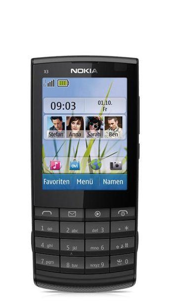Nokia X3 02 Reparatur