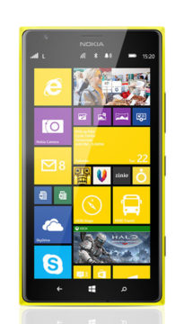 Nokia Lumia 1520 Reparatur